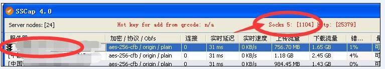 一台电脑一个浏览器一个代理IP地址设置 互联网IT 第4张