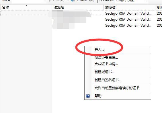 IIS更新新证书,还是老证书时间,IIS更新证书失败 互联网IT 第2张